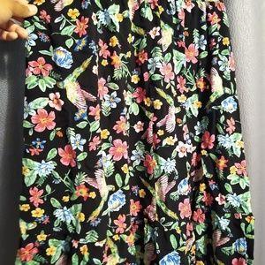 💥FINAL PRICE💥 Women's Floral Hawaiian Skirt